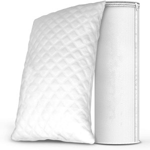 Arm Rests And Neck Roll Bedrest Pillows Home Pillow Adjustable Pillow Shredded Memory Foam Pillow