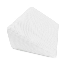 Healthy Cotton Memory Foam Knee Wedge Triangle Pillow