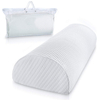 China Half Moon Leg Pillow Memory Foam Sleeping Pillow Neck Pillow