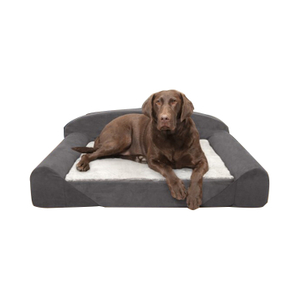 Hot Sale Manufacturers Orthopedic Memory Foam Sofa Dog Bed