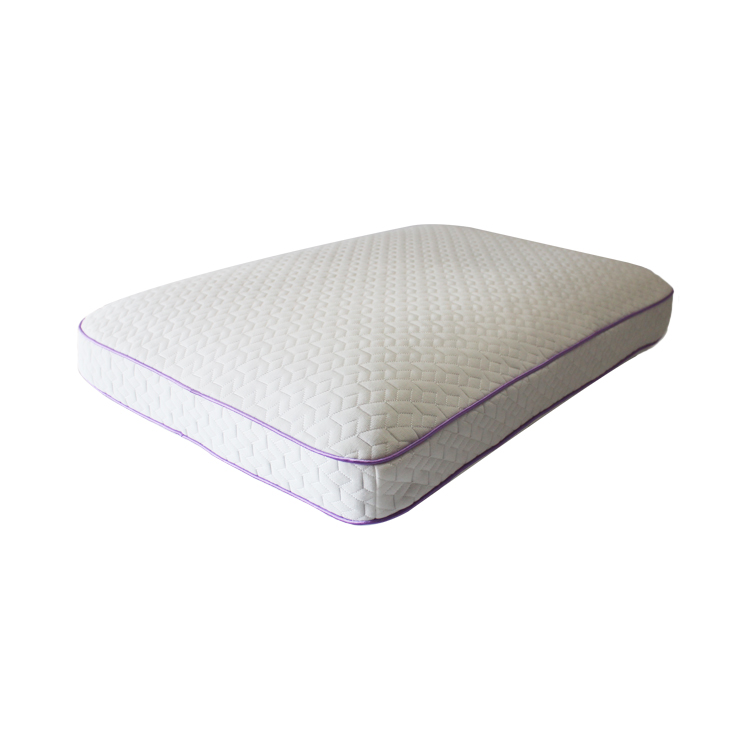 Scented Pillow Lavender Infused Memory Foam Pillow