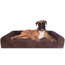 Low Price High Quality Eco-Friendly Wholesale orthopedic dog bed memory foam