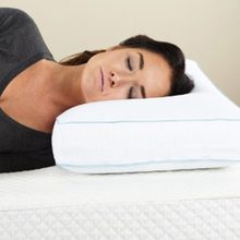 Healthy Foam Cooling Gel Memory Foam Side Sleeper Pillow