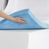 CPS-MM-546 High Quality Tpe Visco Gel Memori Foam Mattress Topper