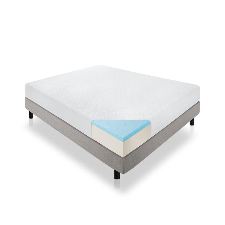 CPS Wholesale Topper Gel Mattress Memory Foam Mattress
