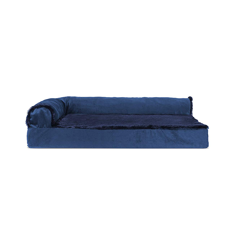 New Arrival Factory Dog Bed Sofa Bed Eco-Friendly Luxury Memory Foam Dog Bed