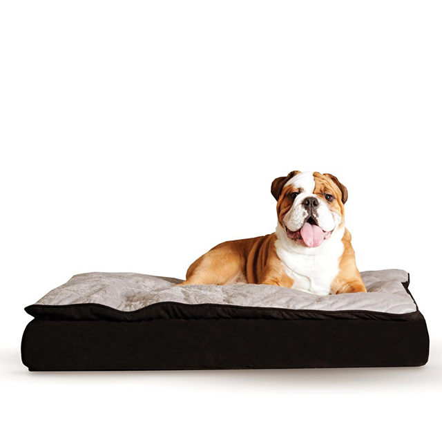 CPS China Pet Supplies Waterproof Pet Accessories Memory Foam For Dog Bed