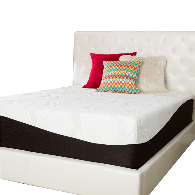 CPS Cooling Memory Foam Mattress