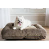 House Furniture Pet Funny Square Custom Large Chew Proof 2020 Washable Dog Bed