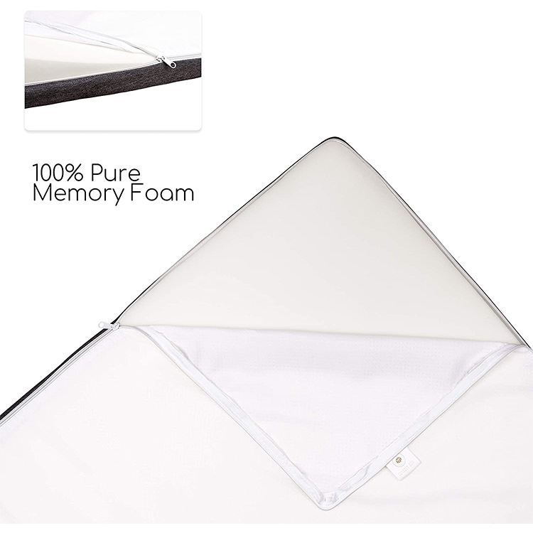 CPS 2020 New Sales Memory Foam Mattress Topper