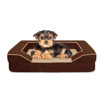 Pet 2018 Custom Wear-Resistant Best Seller Pet Accessories Memory Foam Dog Bed