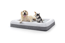 OEM Eco-Friendly Dirt-Proof Wholesale Hot Selling Fashion Diy Memory Foam Dog Bed