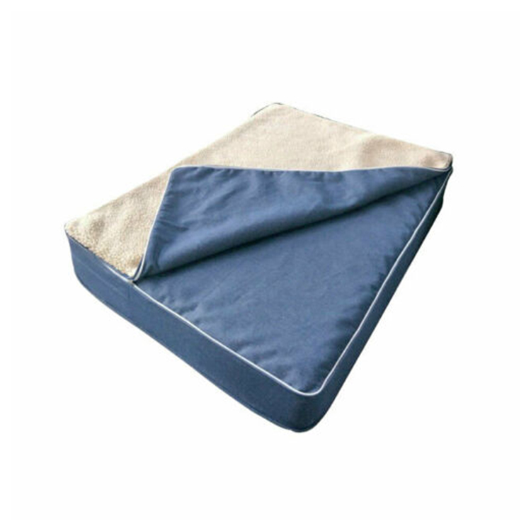 CPS OEM Eco-Friendly Luxury Cheap Memory Foam Dog Bed Orthopedic