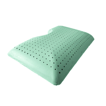 Soft Aloe Vera Memory Foam Concave Type Pillow