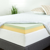 High Quality New King Queen Size Hot Memory Factory Mattress Memory Foam Topper