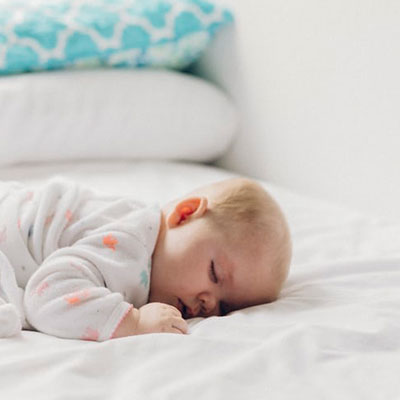 Skills to help babies get a good sleep